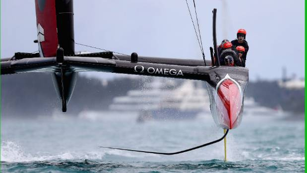 No more government funding for Team New Zealand - Bridges