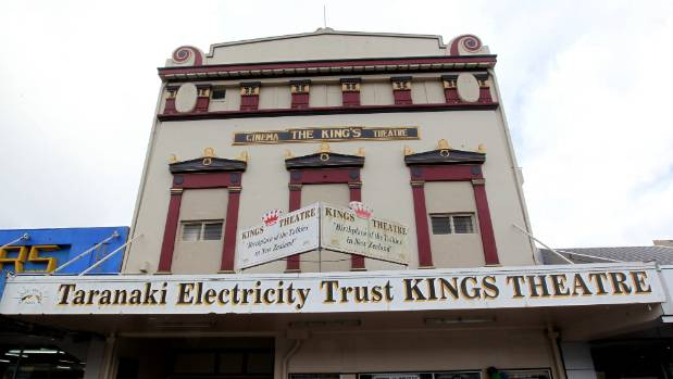Stratford's King Theatre, the first place in the southern hemisphere to show a talking picture, also features in the ...