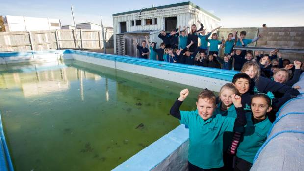 Lake Tekapo School Pool Is Too Shallow For Pupils