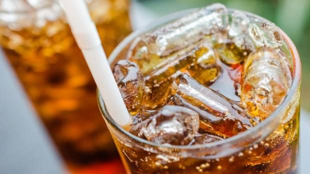 Lead author Dr. Shanon Casperson says that the body only used 80 out of the 120 calories from the sugar-sweetened drink ...