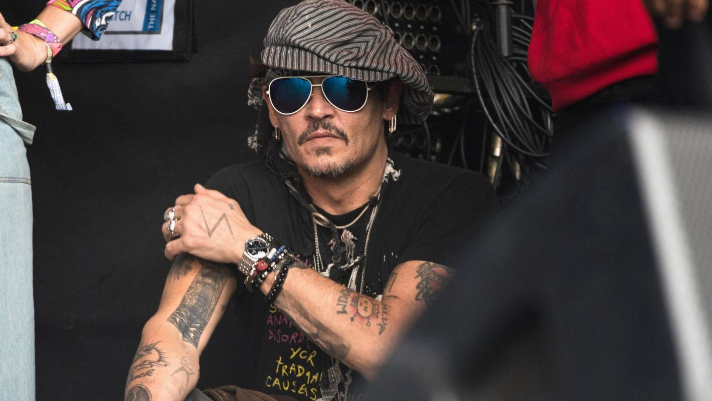 Whatever Happened To Johnny Depp Stuff Co Nz