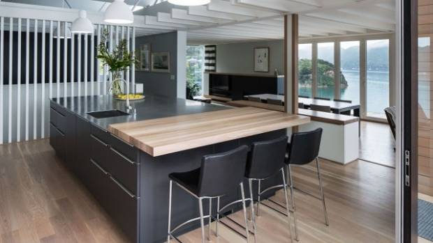 Kitchen Island Nz changing role of the kitchen island | stuff.co.nz