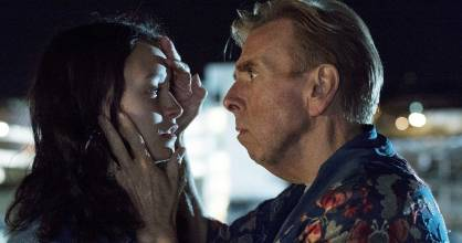 Timothy Spall and Erana James star in The Changeover.