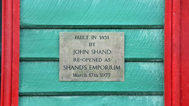 Shand's was originally built for John Shand, a cotton broker from Liverpool, England.