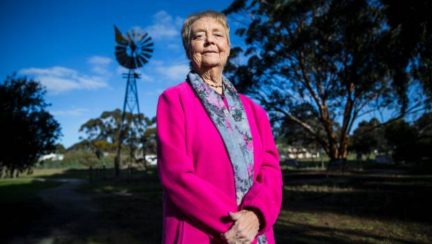 Lameroo stalwart Margaret Brown says a feeling of confidence has returned to the small South Australian town.