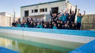 Lake tekapo school gets 45 000 grant towards swimming pool upgrade for Palmerston north swimming pool
