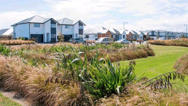 The Government this year approved a $300 million, 600-home development at a Christchurch racecourse to be developed by ...