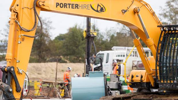 Work has started on the inland port at Ruakura, being developed by Tainui Group Holdings.