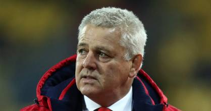 Warren Gatland's failure to utilise the Lions bench to greater effect has the UK media blaming him for the draw against ...