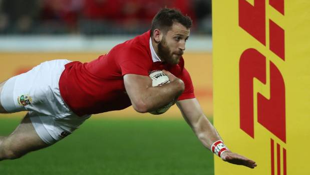 Lions tour: Hurricanes and Lions play out a gripping draw in Wellington