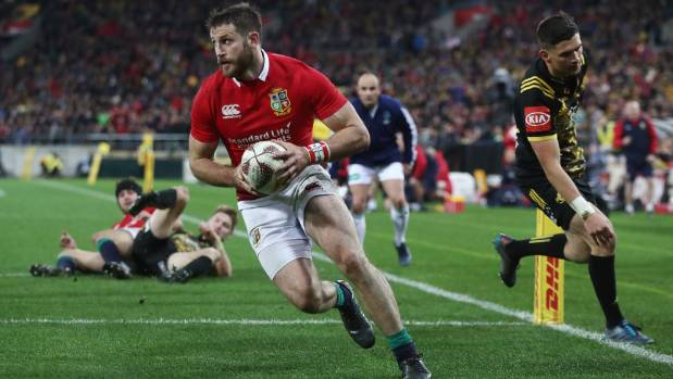 Lions tour: How the Hurricanes and Lions rated in Wellington