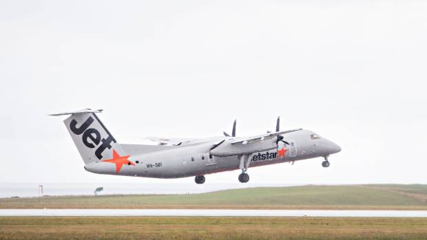 Jetstar is reducing the number of flights in and out of New Plymouth over the next four months.
