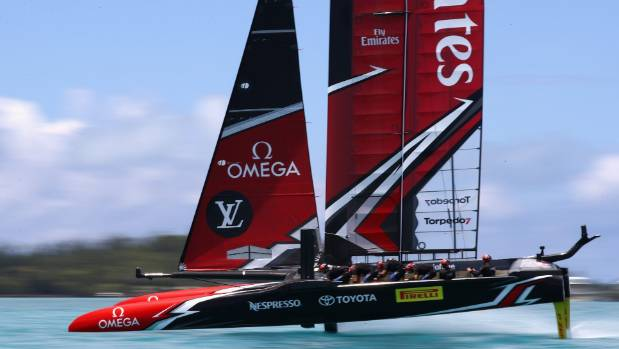 """The America's Cup exacerbates class differences."""