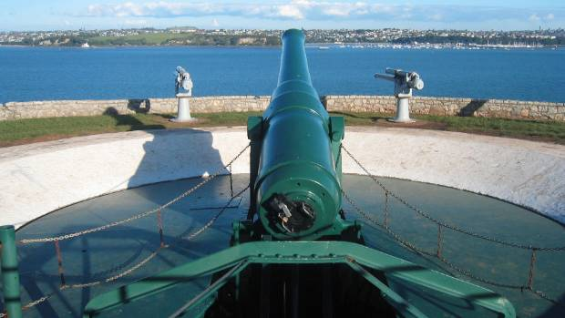 The 6 inch Mark VII on Devonport's North Head historic reserve will be fired for the third time on Monday.