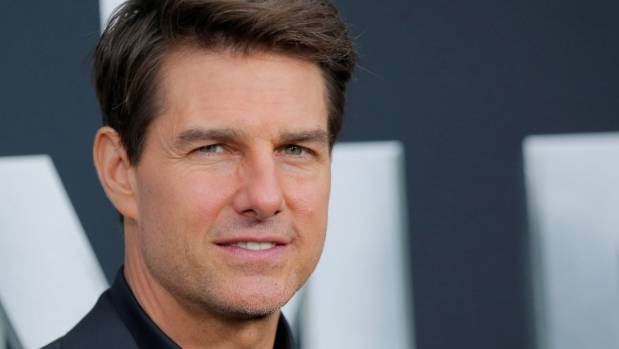Actor Tom Cruise appears to have been injured during a stunt on set for the filming of Mission Impossible 6
