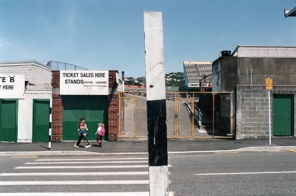 Athletic Park, 1991.