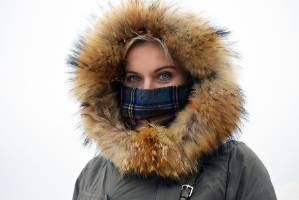 Overstuffed, oversized garments can make you more susceptible to heat stroke than hypothermia. A good rule of thumb: if ...