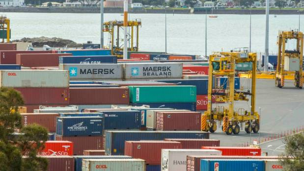 Ports of Auckland was among the first to admit its operations had been affected by Maersk's entire system shutting down.