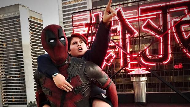 Ryan Reynolds teases 'future' with Julian Dennison