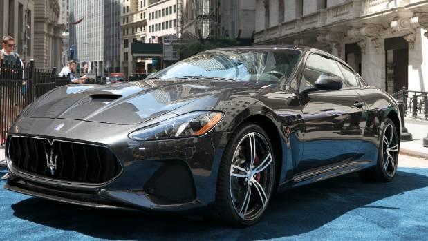 Maserati GranTurismo Gets Minor Updates For 2018