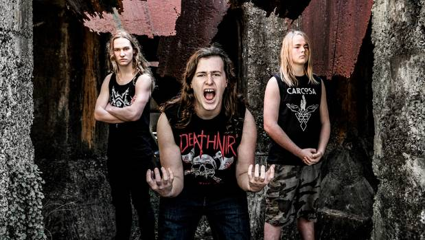 Alien Weaponry goes from strength to strength.