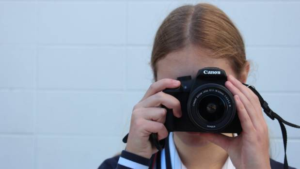 Budding photographer Jade Petry, 14, is one of the youngest entries to make the top 30 with Barber Artist.