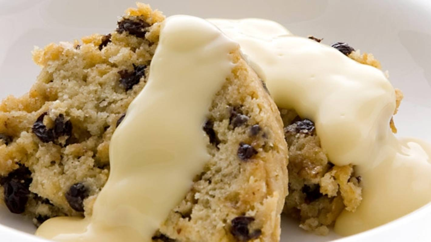 Desert spotted dick — pic 6
