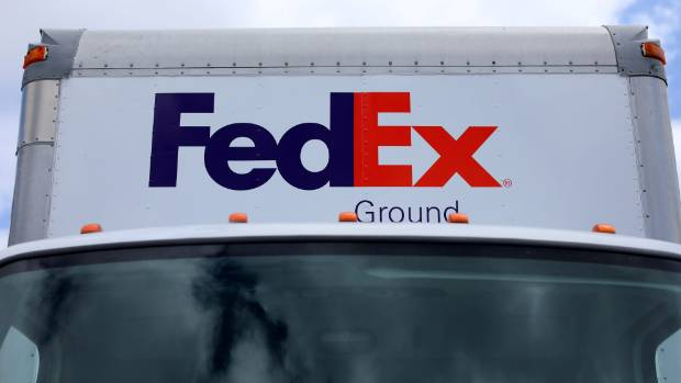 Customers awaiting mail sent by FedEx courier subsidiary TNT Express will experience delays, the company announces.