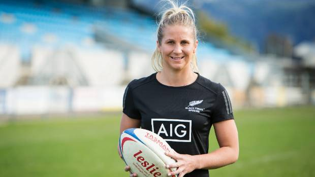 Jess Drummond featured for the Black Ferns in the final two legs of the Worlds Sevens Series circuit.