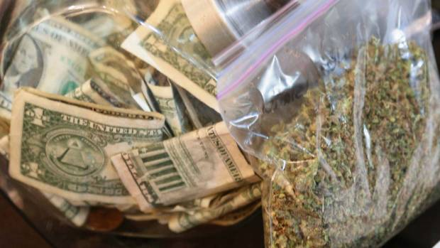 Recent report estimated taxes on marijuana will provide US states that legalised recreational use with US$745 million in ...