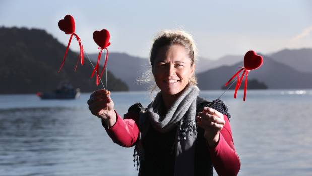 Picton Smart and Connected member Juliet Gibbons got behind the 'Heart of the Sounds' idea last year. (File photo)