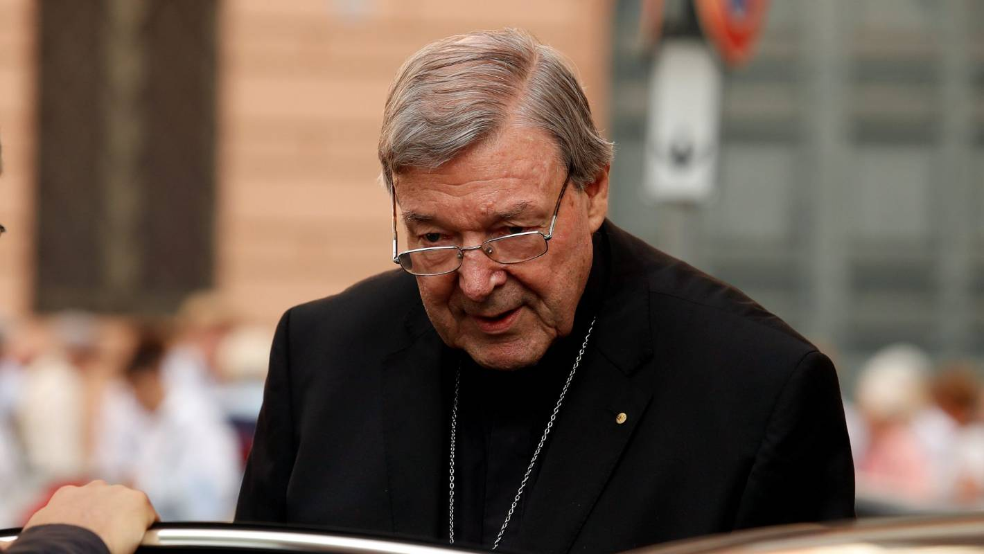 quarterly essay george pell Quarterly essay is an australian periodical that straddles the border george megalogenis david marr – the prince: faith, abuse and george pell (2013.