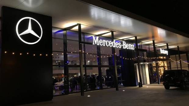 Mercedes Benz Dealership Aims To Establish New Car Central In Botany,  Auckland | Stuff.co.nz