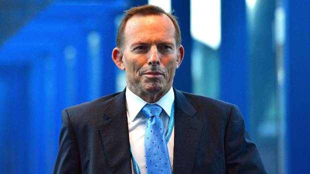 Tony Abbott: I was headbutted by a same-sex marriage supporter