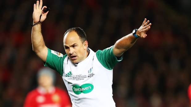 SA's Peyper to referee Super Rugby final