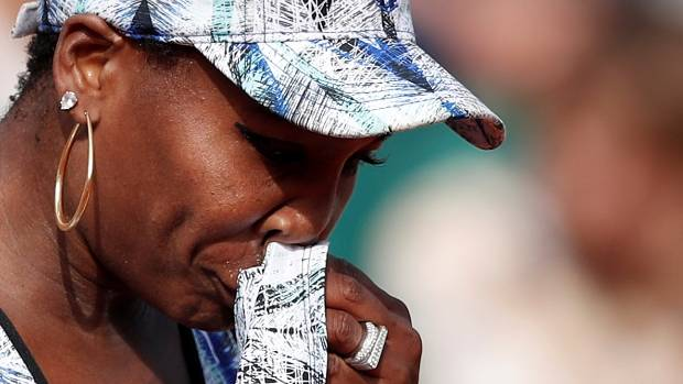Venus Williams blamed for fatal auto  accident, police report says