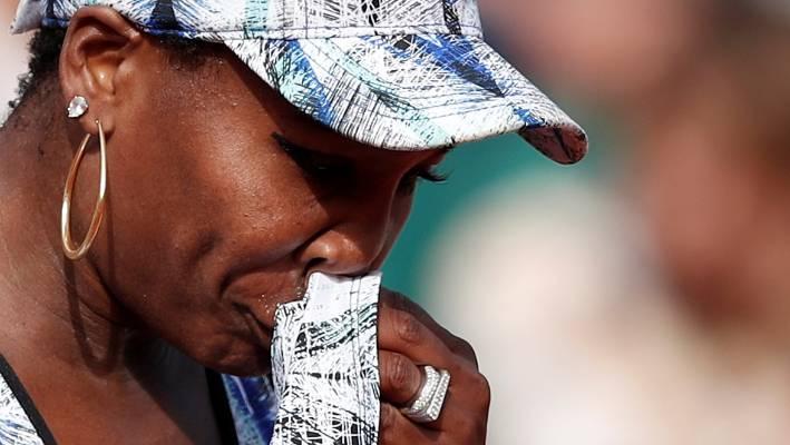 US tennis star Venus Williams involved in fatal car crash