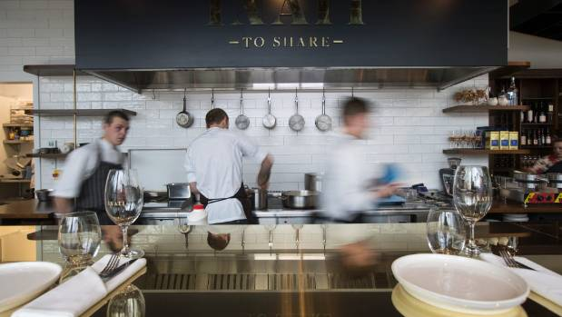Cafe Chat Gordon Ramsay 39 S Former Chef Opens Christchurch