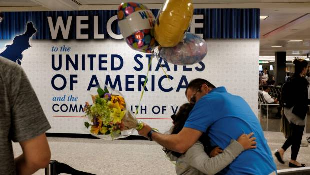 Trump travel ban goes into effect