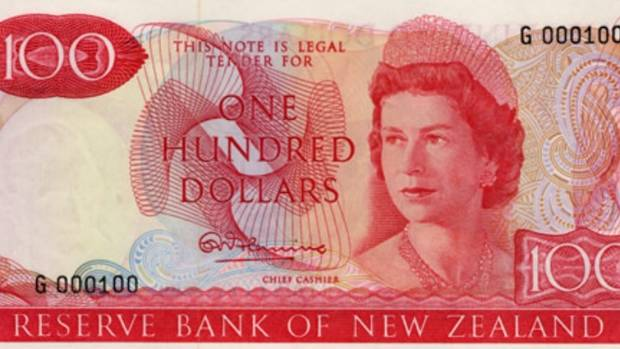 The Queen has aged gracefully on New Zealand's currency, and only appears on $20 bills now.