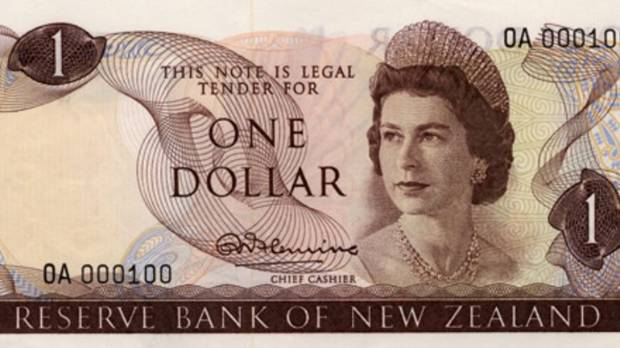 The one dollar notes were phased out in 1991.
