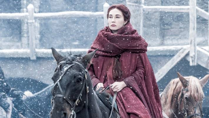 Game of Thrones: Carice van Houten reveals why she thinks nudity is a weapon   Stuff.co.nz