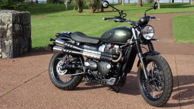 triumph scrambler 900 is ready to ramble. Black Bedroom Furniture Sets. Home Design Ideas
