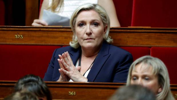 France's Le Pen under formal investigation over alleged misuse of European Union  funds
