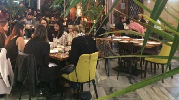 Gemmayze Street's Lebanese cuisine in Auckland impressed the judges.