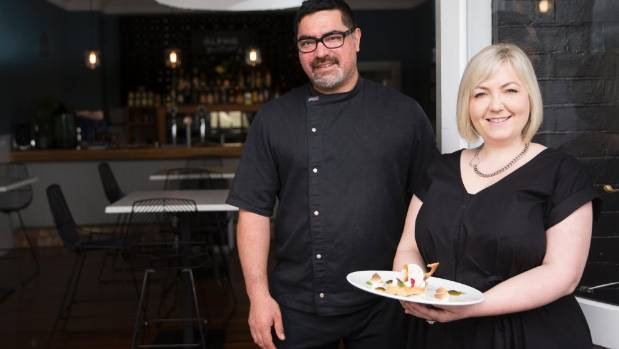 Owner Fiona Massey and head chef Harry Williams now have their Alpha Street Kitchen & Bar in Cambridge ranked in the ...