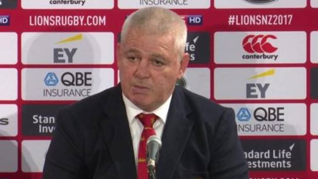 The second test victory was a personal triumph for Lions coach Warren Gatland, according to British rugby columnist Paul ...