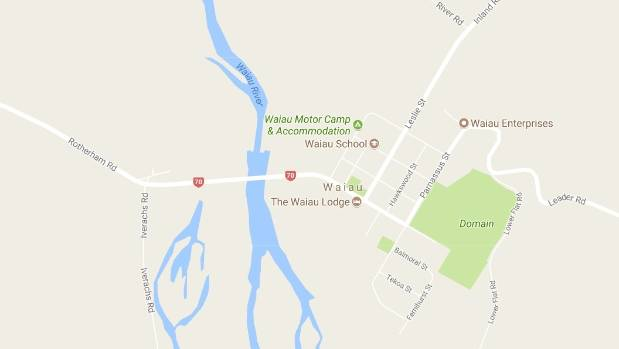 The crash happened at the Waiau River, as Mieras was travelling from Waiau west towards Rotherham.