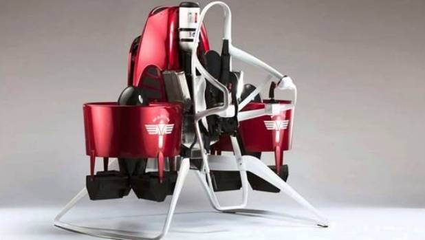 The Martin Jetpack's future is up in the air.