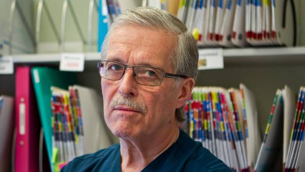 Phil Bagshaw says the Canterbury Charity Hospital has treated 13,000 people turned away by the CDHB.